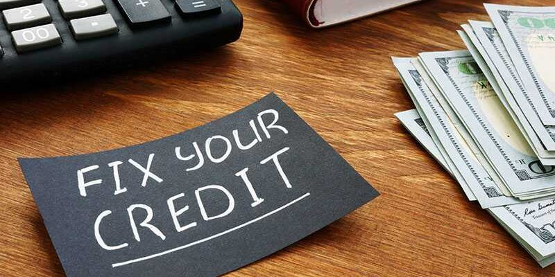 Restore your credit score with masters credit